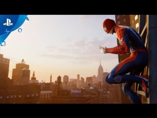 Marvel's Spider-Man – E3 2018 Show Floor Demo   PS4