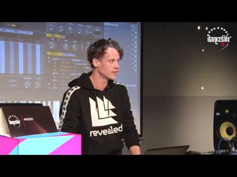 Maddix Masterclass at Dancefair 2018 Revealed Recordings Stage