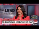"""Tulsi Gabbard Schools Jake Tapper On CIA Funding Of """"Terror-Linked Groups"""" In Syria"""