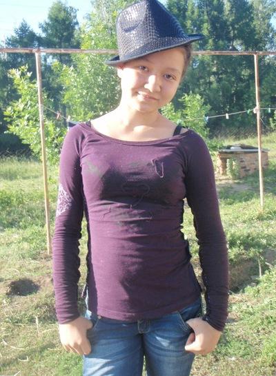 Рушана Габитова, 6 июня 1998, Хомутово, id159785622