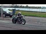 Suzuki Turbo Acceleration 1_4 Mile Race