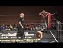 Kota Umeda Yuki Ueno vs Yukio Sakaguchi Manjimaru DDT Masahiro Takanashi 15th Anniversary Show