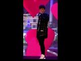 141228 롯데월드 판타지오 아이틴(iTeen) 박민혁(PARK MIN HYUK) '빅뱅-Bad Boy'