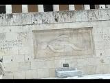 Афины - почетный караул.