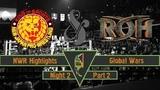 NWR Highlights ROH vs NJPW Global Wars 2018 Night 2 Part 2