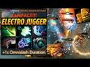 KBBQ Electro Jugger RAMPAGE Dota 2