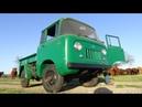 1962 Willys Jeep FC-150 Forward Control 4-Wheel-Drive Classic Texas Barn Find 4x4 Truck