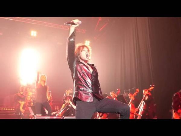 ROCK MEETS CLASSIC - Joey Tempest - The Final Countdown (Live) @ Jahrhunderthalle Frankfurt 05.04.16