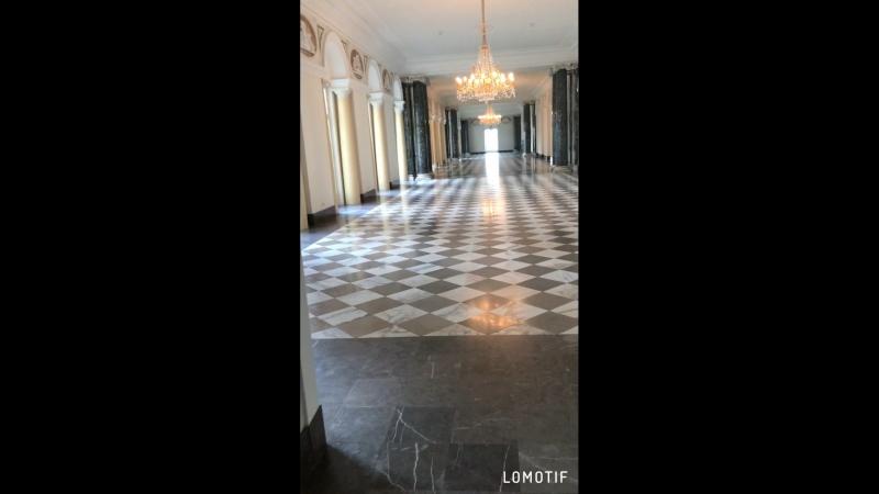 Королевский замок г. Варшава