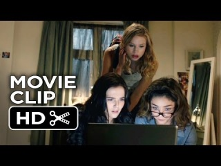 Vampire Academy Movie CLIP - Naked (2014) - Zoey Deutch Movie HD
