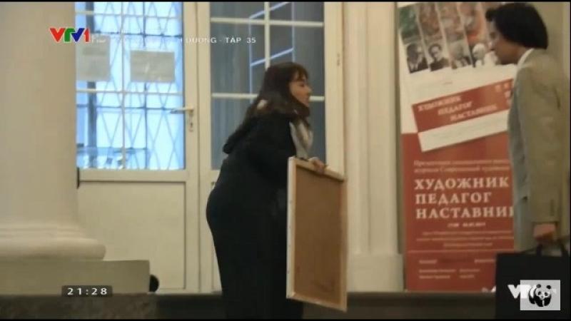 Мишель Фам и Nabi Phuong - Tình khúc Bạch Dương-Любовь в стране берез (Серия 35 эпизод 11)