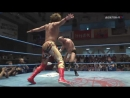 Kento Miyahara (c) vs. Dylan James (AJPW - Dynamite Series 2018 - Day 1)