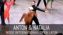 Anton Aldaev Natalia Polukhina Rumba WDSF International Open - Imperial Cup 2018
