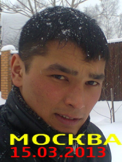 Абдулхамид Махаматов, 3 октября 1990, Москва, id180703445
