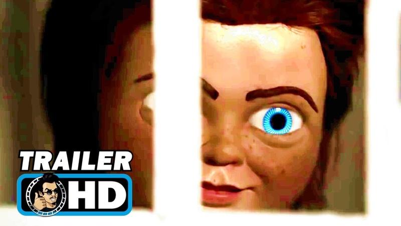 CHILD'S PLAY Featurette Trailer 2 2019 Mark Hamill Horror Movie