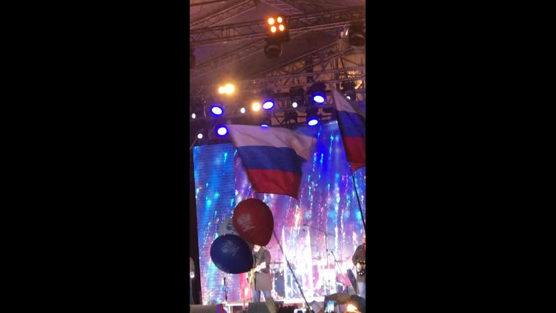 Любе на пятилетие Крымской весны
