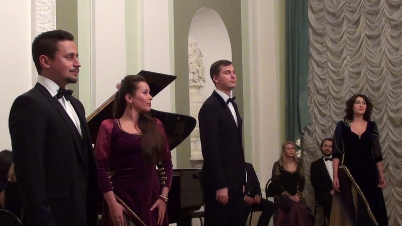 И Брамс Новые песни любви ор 65 Хоровой театр Бориса Певзнера