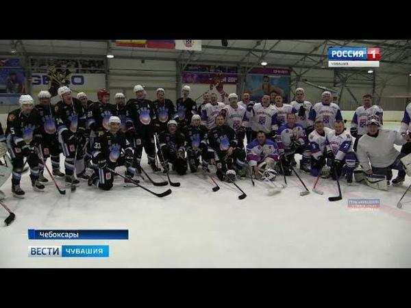 В Непрофессиональной хоккейной лиге - Чувашия стартовали игры плей-офф