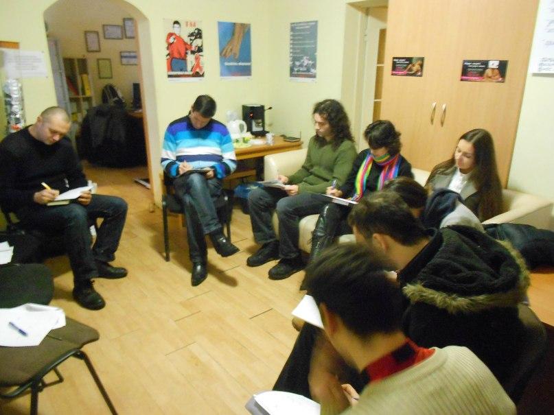 """31.01.2013 - Тренинг """"Специфика групп, уязвимых к ВИЧ"""""""