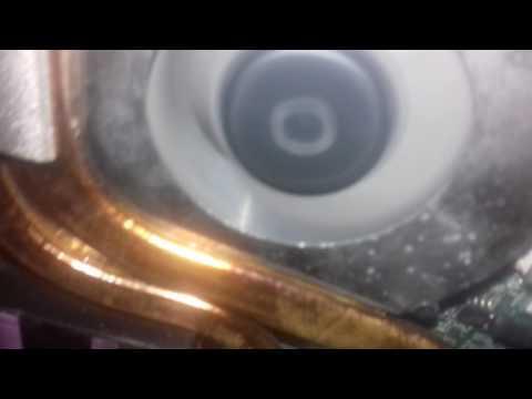 GE62 2QF Malfunctioning fan?