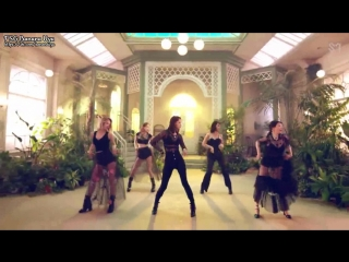 Girls' Generation - Oh!GG - Lil' Touch (рус.саб)