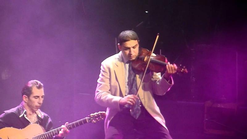 Angelo Debarre Quartet Le Poinçonneur des Lilas (Serge Gainsbourg) @ Casino de Paris
