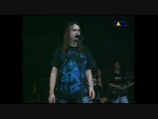 Blind Guardian - Live Dynamo festival 1998 (2 songs) VIVA TV