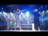 Анна Александрова и Наргиз Закирова - Замок из дождя (HD)
