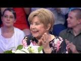 Пусть говорят - Последнее интервью Ольги Аросевой эфир от 14.10.2013.