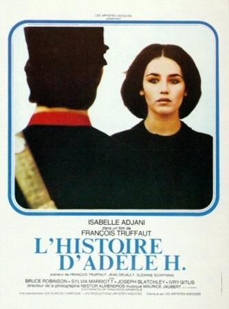 История Адели Г L'histoire d'Adèle H Трейлер