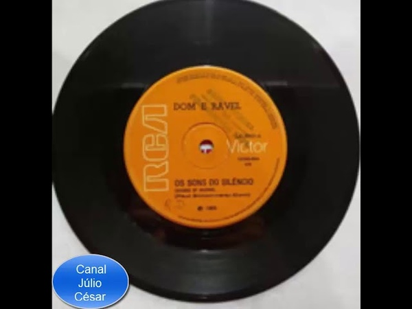 Dom Ravel - Compacto 78 rpm / 1969