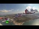 Fly Away on Wings of the Wind - Russia Polovtsian Dances [Crimea]