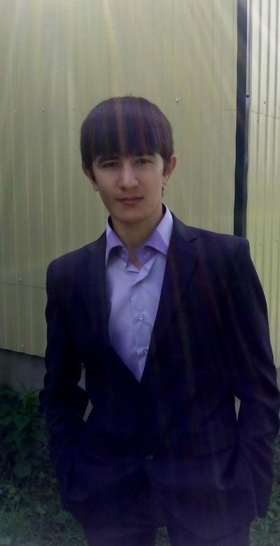Руслан Базаев, 18 октября 1997, Авдеевка, id157656013