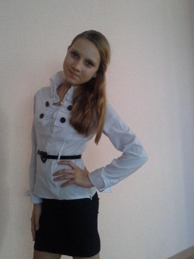 Екатерина Зайцева, 12 мая 1997, Москва, id208341341