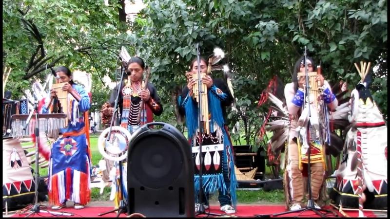 ECUADOR SPIRIT Wuauquikuna Taita Huamani SPb