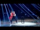 Sophie Ellis-Bexter Brendan Argentine Tango to Sweet Dreams - Strictly Come Dancing- 2013 - BBC