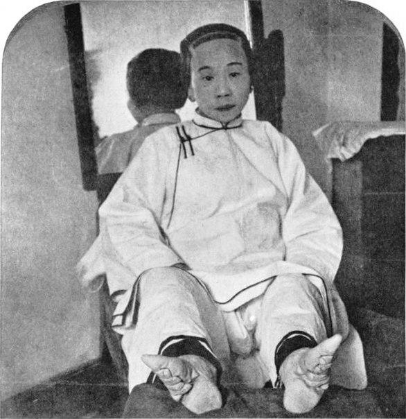 фото ножки китаянок