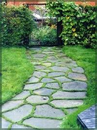 Дорожки в вашем саду играют очень важную роль.  Это не только траектория передвижения, это важный элемент...