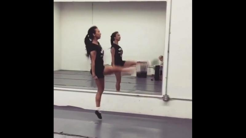 Zenaida McKinney - slip jig | Ирландские танцы