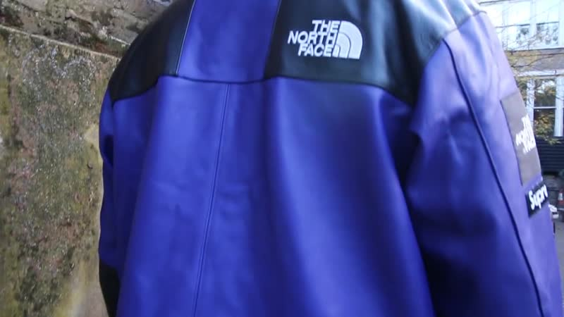 SUPREME WEEK 9 FW18 | THE NORTH FACE LEATHER JACKET | INFLATABLE CHAIR | LONDON INSTORE DROP2018