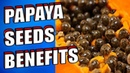 19 Amazing PAPAYA SEEDS Health Benefits For Liver Gut Kidneys Cleanse With Papaya Seeds