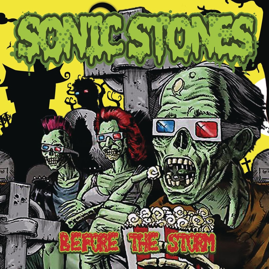 SONIC STONES - Before the Storm [Canada Edition]