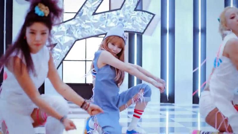 HYUNA - Ice Cream (Official Music Video)