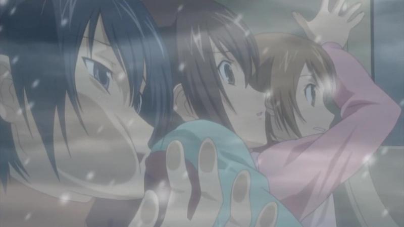 [SHIZA] Сёстры Минами (2 сезон) / Minami-ke Okawari TV-2 - 1 серия [nDrOiDze Лизавета] [2008] [Русская озвучка]