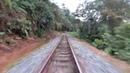 Узкоколейная железная дорога в Колумбии Захватывающее путешествие пионерки