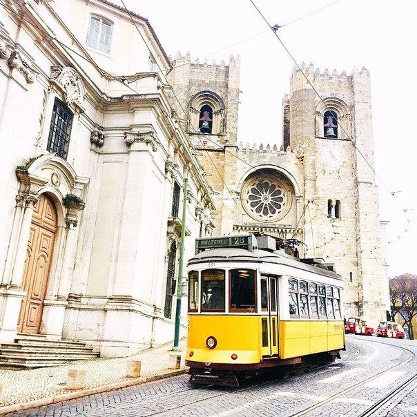 Петербург: авиабилеты в Лиссабон всего за 10700 рублей туда-обратно