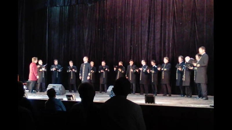 Валаамский хор (19.09.2018, Феодосия, Крым)