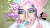 NYX Faceawards Indonesia 2017 Top 15 Dreaming in Candy by Alayyal Hikmah