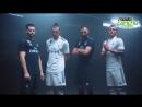 Nueva playera del Real Madrid