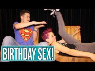 BIRTHDAY SEX! | Jake Boys